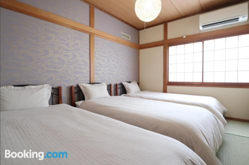 2 rooms apartment in Osaka.