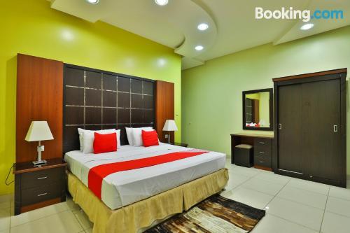 Apartamento pequeño en Riad.