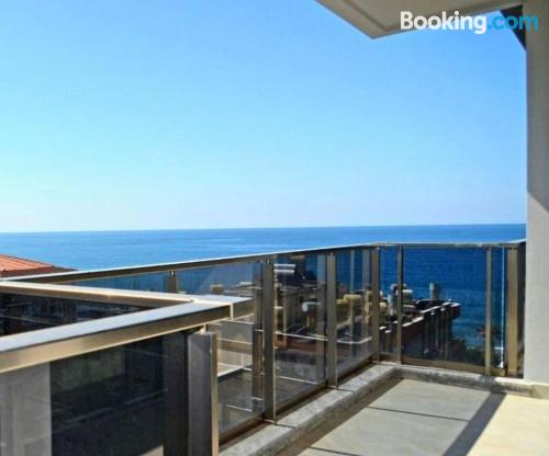 One bedroom apartment place in Mahmutlar with swimming pool.