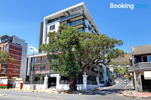 88m2 home in Cape Town with wifi