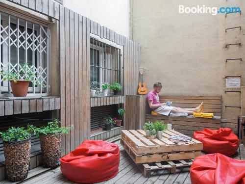 Place in Barcelona with terrace