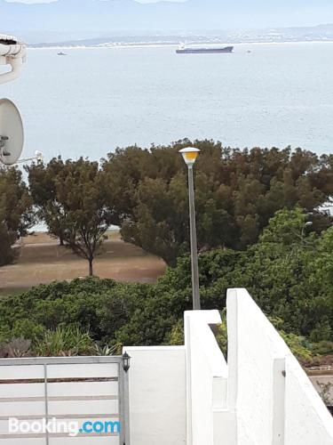 Place with wifi in Mossel Bay.