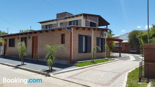 One bedroom apartment home in Embalse. Pets allowed!.
