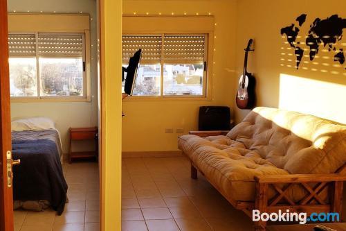 Cuco apartamento en Bahía Blanca. Apto para perros.