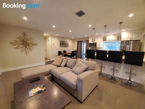 Spacious apartment in Davie. Good choice for families