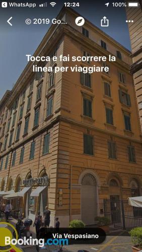 Apartment in Rome. Air!.