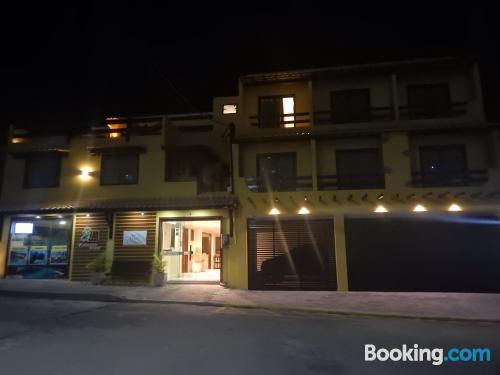 Apartamento para dos personas en buena ubicación de Arraial do Cabo