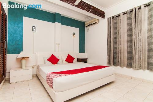 Gran apartamento de dos habitaciones en Mount Lavinia.