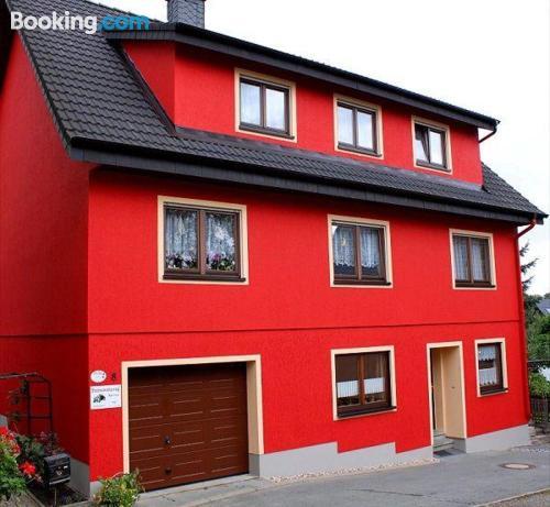 Apartamento de una habitación en Großrückerswalde
