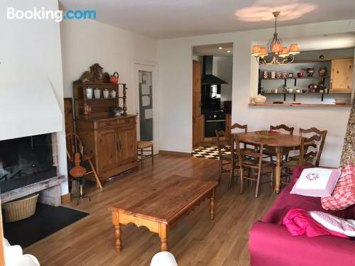 Apartment in Soldeu with terrace!.