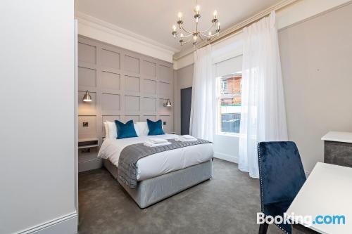 Bonito apartamento dos personas en Dublín