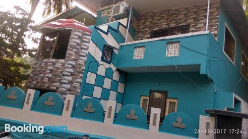 Ideal apartamento de una habitación en Alibaug