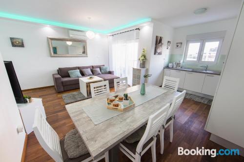 Apartamento de 73m2 en Split con wifi