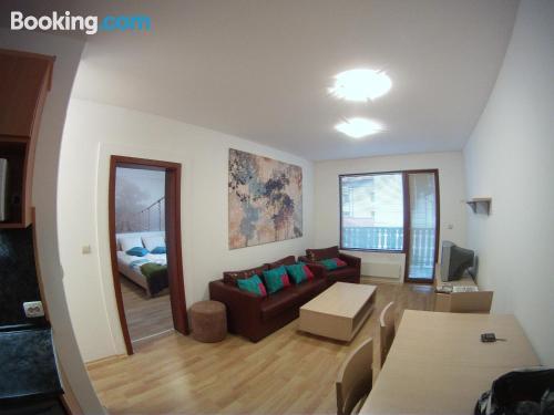 Apartamento con conexión a internet en Bansko