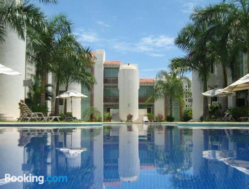 Apartamento de 150m2 en Ixtapa. Ideal para familias!.
