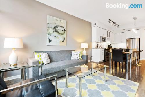 Apartment in Bethesda in downtown