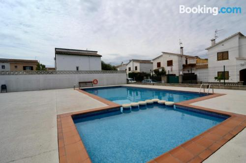 Home for six or more in L'Escala.
