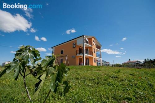 Apartamento con wifi en Brtonigla