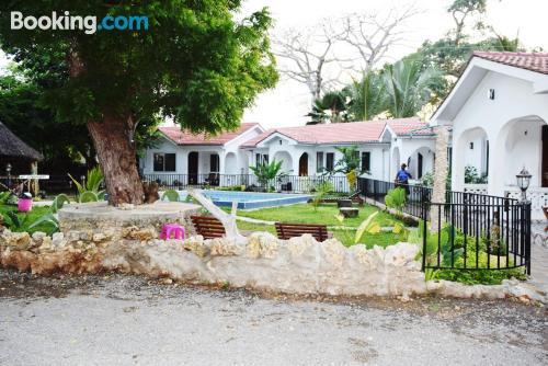 Apartamento con piscina en Mombasa.