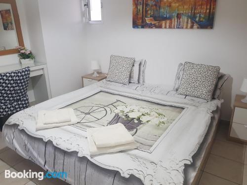 Apartamento con internet y calefacción