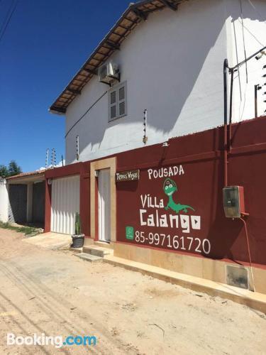 Apartamento de 50m2 en Canoa Quebrada con piscina