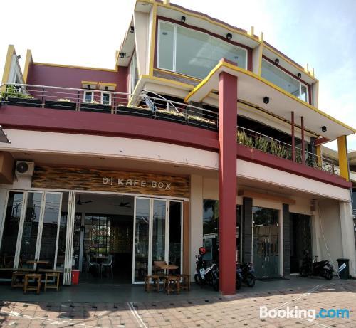 Apartamento con internet en Malang