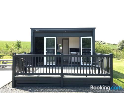 Apartamento con todo en Askam in Furness ¡Con terraza!