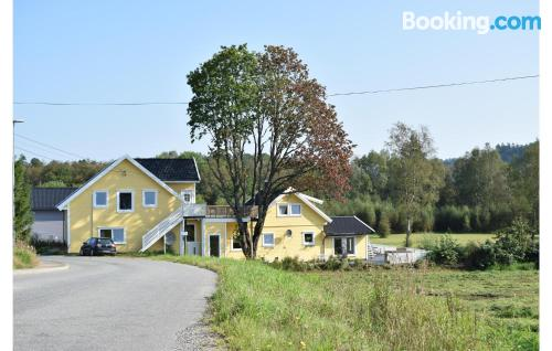 Great home in superb location of Lyngdal.