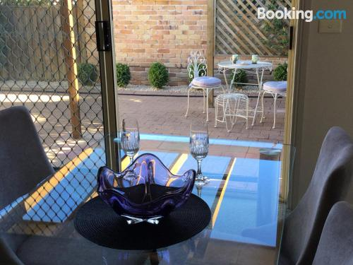 Apartment with internet. Armidale is yours!