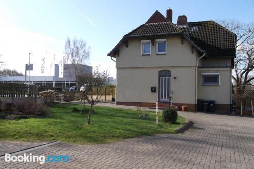 Cómodo apartamento en Neustadt In Holstein para parejas