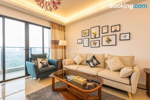 Apartamento en mitad de todo en Shanghai