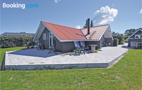 Cómodo apartamento en Egernsund. Perfecto para familias