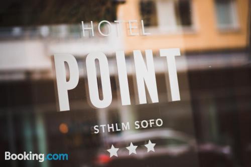 Apartamento de 24m2 en Estocolmo con wifi
