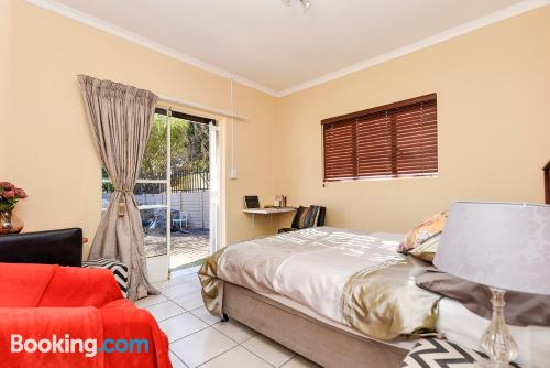 Apartment in Johannesburg with wifi.