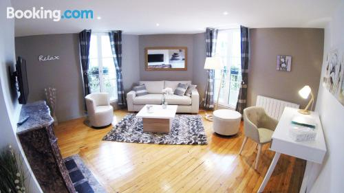 Enjoy in Angers. 70m2!