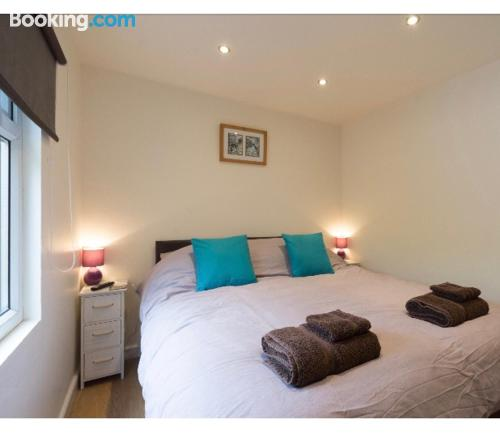 Perfect 1 bedroom apartment best location with terrace.