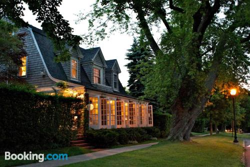 Place in East Hampton in superb location