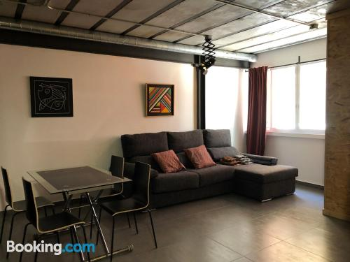 Animals allowed one bedroom apartment in Torremolinos.