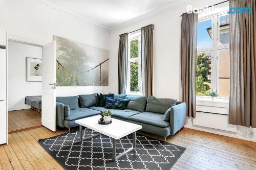 Espacioso apartamento en zona increíble en Oslo