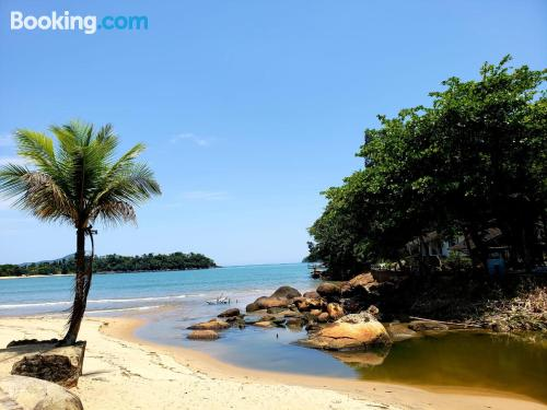 Place in Ubatuba with two rooms