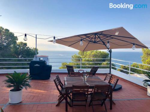 Enormous apartment in Salou. Enjoy your terrace