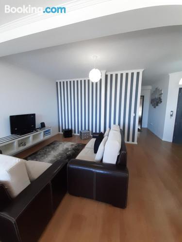 Apartamento con conexión a internet en Póvoa de Varzim.