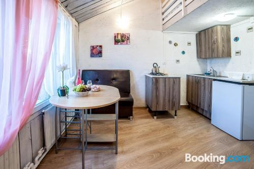 1 bedroom apartment in Vyborg good choice for 6 or more!