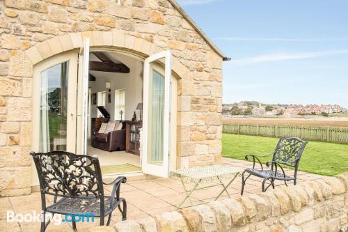 Place in Alnmouth for solo travelers