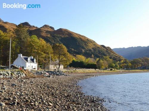 Two bedrooms home in Arnisdale.