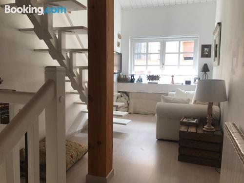 Apartamento para parejas en Graus, en zona céntrica