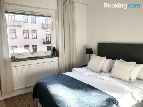 Apartamento en Estocolmo ideal para familias.