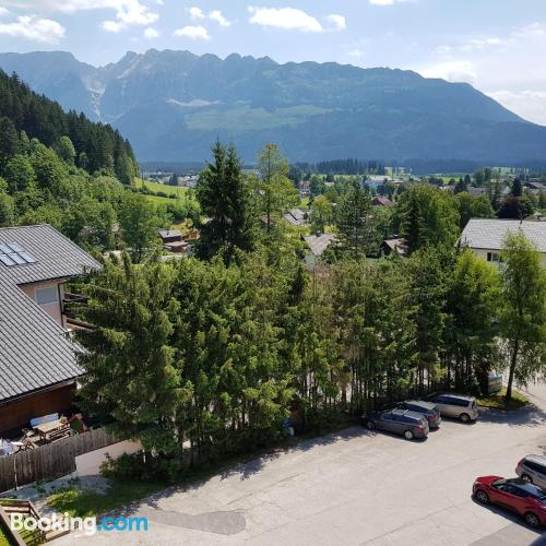 130m2. Huge place in center of Bad Mitterndorf
