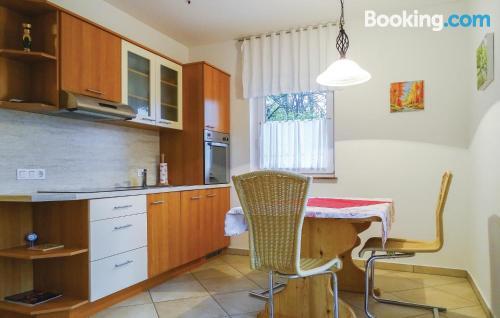 Apartamento de 37m2 en Stari Trg ob Kolpi con internet