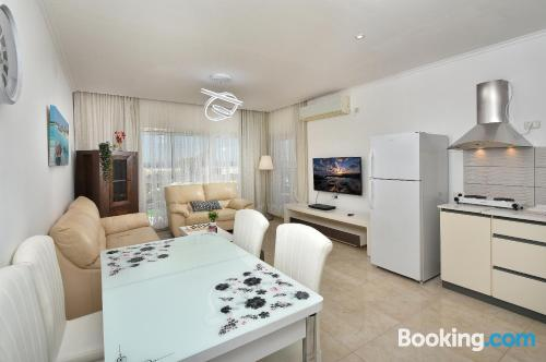 Apartment in Nahariyya. Huge!.
